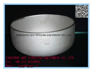 Pipe Fitting Stainless Steel Cap pictures & photos