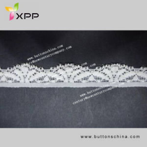 Nylon Non Elastic Tricot Lace pictures & photos