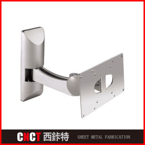 OEM Aluminum Angled TV Bracket pictures & photos