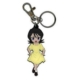 2015 Customized 3D Promotion PVC Gift Soft Keychain