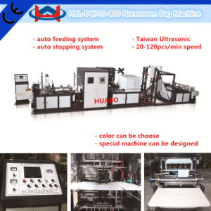 Engineers Available to Service Machinery Overseas Non Woven Bag Making Machine pictures & photos