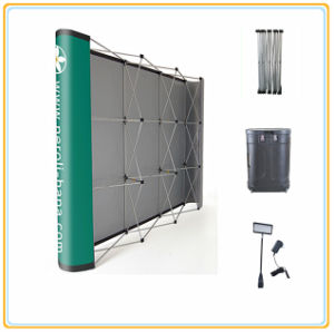 10FT Portable Trade Show Booth Exhibit Pop up Display pictures & photos