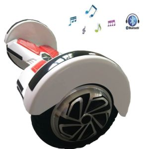 8 Inch Smart Balance Electric Scooter with Speaker Bluetooth pictures & photos