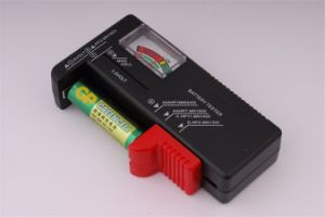Analog Battery Tester Bt-12