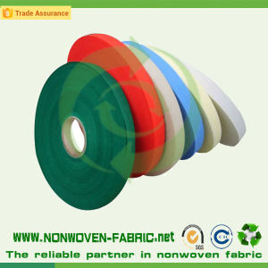 Anti-Pull PP Spunbonded Nonwoven Material Roll pictures & photos