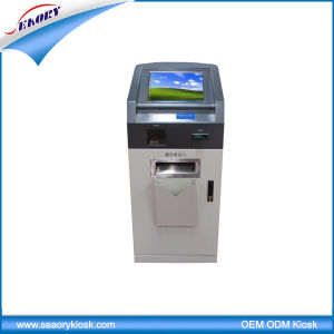 Lobby Standing 17′′ Touch Screen Payment Terminal Kiosk pictures & photos