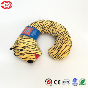 Tiger Pattern Sleep Neck Support Pillow pictures & photos