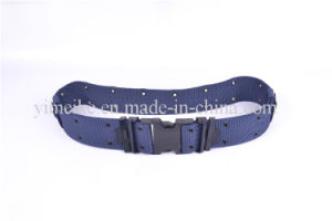 Olive Army Military Belt Man′s Fashion Durable Cheap Fabric Belts pictures & photos