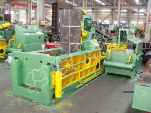 Hydraulic Waste Metal Baler Machine pictures & photos