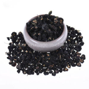 Medlar Ningxia Black Organic Goji Berries pictures & photos