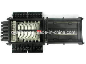 24-120 Fiber Horizontal Mechanical Closure, Clip Clock, Pole Mounted/Wall Mounted pictures & photos