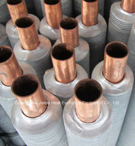 Copper Tube with Alunum Fins pictures & photos