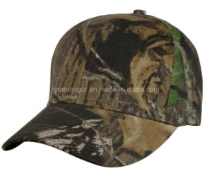 Camouflage Flex Fited Cap with Elastane Band pictures & photos