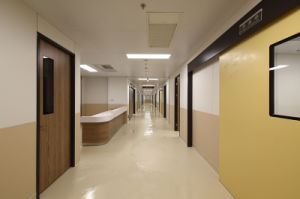 Modern Wall Art Decoration PVC Wall Coverings Panels for Hospital pictures & photos