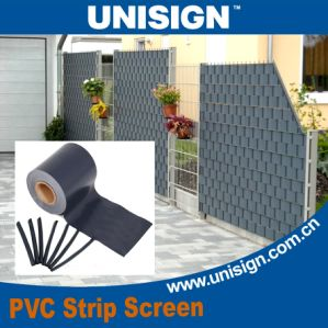PVC Strip Screen for Privacy Fence Protection pictures & photos