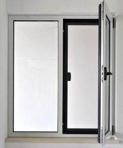 Good Reputation PVC Casement Window Hinge Superior Quality Woodgrain PVC Sliding Window