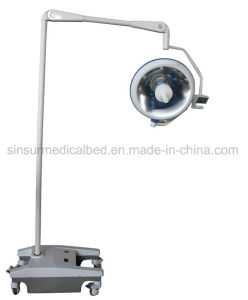 Hospital Emergency Medical Mobile Shadowless Surgical Operation Light pictures & photos