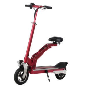 8 Inch portable Mini Folding Electric Bycicle with LED Light pictures & photos
