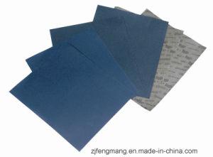 C-Wt Latex Paper Silicon Carbide Abrasive Paper/Sandpaper FM58 pictures & photos