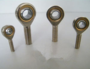 POS12 Full Stainless Steel Rod End Bearing Chrome Steel Rod End Bearing Carbon Steel Rod End Bearing pictures & photos