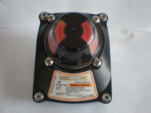 ALS-210 Round Cap Limit Switch Box