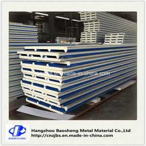 Cold Room PU Foam Sandwich Panel Price pictures & photos