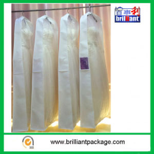 Wholesale Factory Sales Wedding Dress Dust Cover pictures & photos