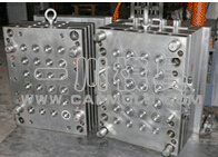 24 Cavities Oil Cap Mould for Plastic Injection Mould