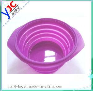 Kitchenware Silicone Basket Cullender Colander