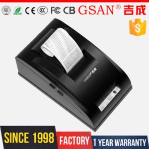 Gsan Thermal Receipt Printers 58mm Printer for POS pictures & photos