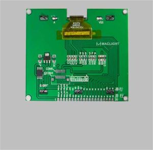 240X160 Dots Graphic Cog LCD Module Display with PCB pictures & photos