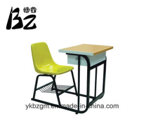 Double Desk and Chair/Classroom Furniture (BZ-0146) pictures & photos