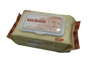 Popular Wet Tissue for Baby Cleaning pictures & photos