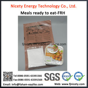 Military Ration Flameless Heater Meal Ready to Eat pictures & photos