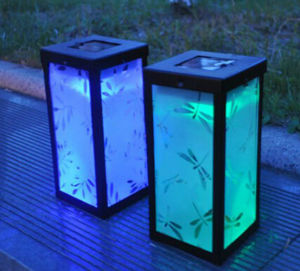Wonderful Best Decoration Solar Lantern-A023 pictures & photos