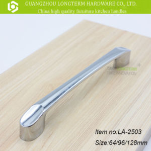 Decorative Kitchen Furniture Hardware Zinc Alloy Pull Handle pictures & photos