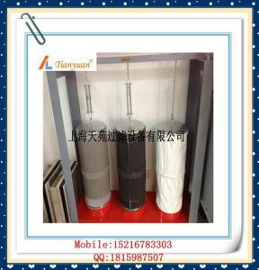 Garbage Incinerator Expanded PTFE Non Alkali Fiberglass Fiber Cloth Filter Bag pictures & photos