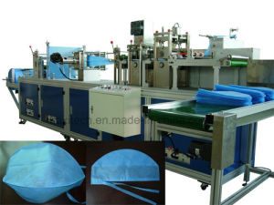 New Automatic Non Woven Doctor Cap Making Machine pictures & photos