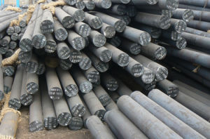 20mnv Hot-Rolled Construcctional Alloy Steel Round Bars pictures & photos