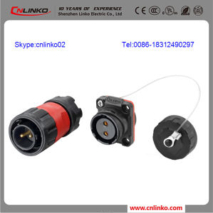 Wire Harness Connector/Wires and Cables Connectors/Electric Receptacle for Motor pictures & photos