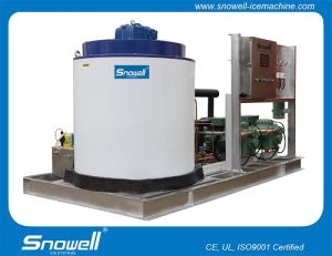 New Designed Stable Quality 2t Flake Ice Machine