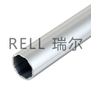 Aluminium Alloy Pipe for Aluminum Work Shelves (T-5) pictures & photos