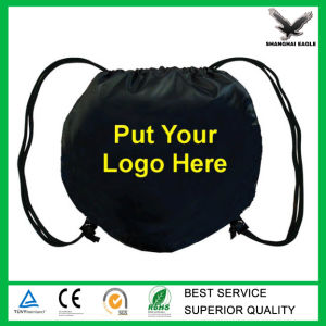 Polyester Cute Kids Drawtring Bag Customized pictures & photos
