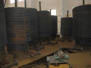 Oil Boiler with Biomass or Coal Fuel Fired Fixed Grate Thermal (YGL) pictures & photos