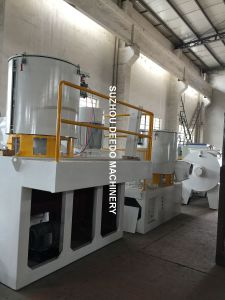 PVC Plastic Powder Mixer Machine pictures & photos
