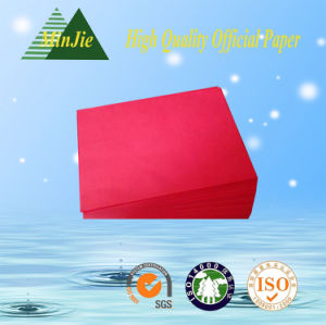 Colorful Cardboard Paper for Handmake Cutting Paper Raw Color Paper Direct Factory pictures & photos