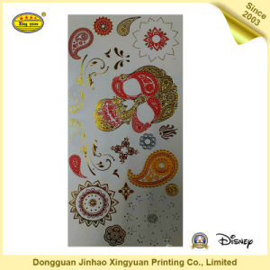 Colorful Body Tattoo Stickers for Beauty (JHXY-TT0014)