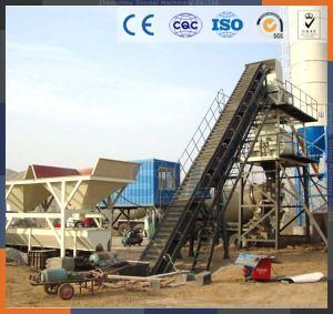 90m3 Dry Mixing Plant/Concrete Mixer Machine in India pictures & photos