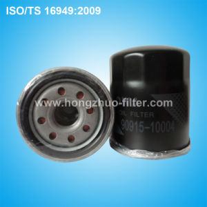Oil Filter 90915-10004 for Toyota pictures & photos