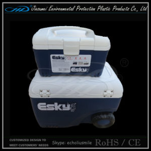 Rotational Molding Cooler Box for Food Storage pictures & photos